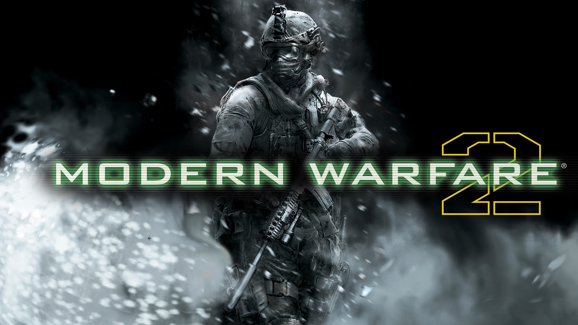 Call of Duty Modern Warfare 2 Compressed PC Game Free Download 3.8GB