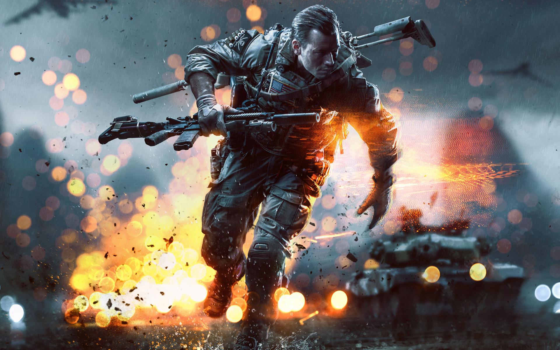 Battlefield 4 1080p Wallpaper - WallpaperSafari